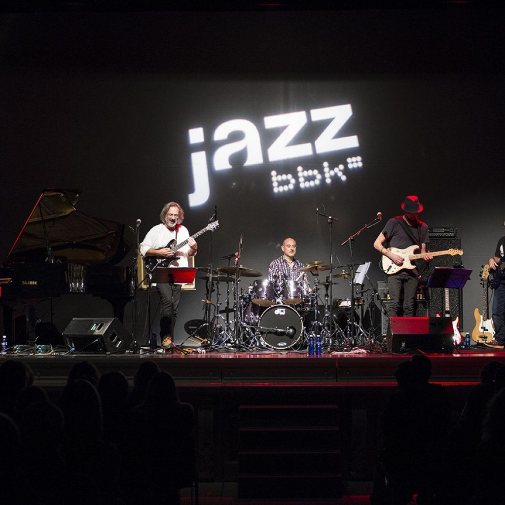 clases guitarra madrid bbk jazz